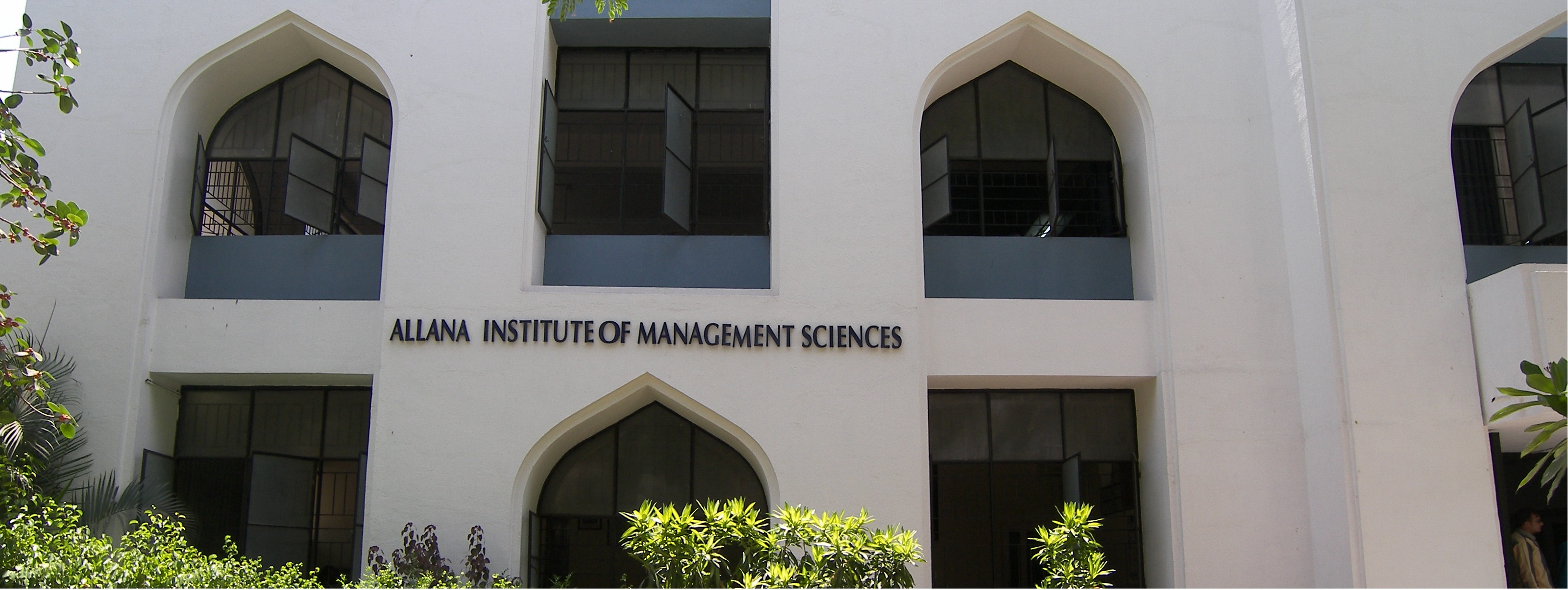Allana Institute of Management Science