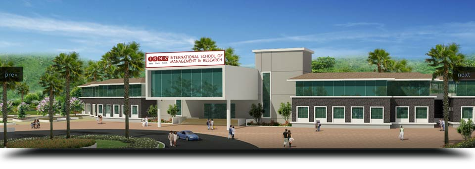 International School of Management and Research Pune Admission 2020
