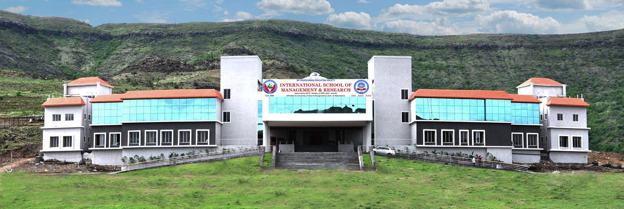 ISMR Pune Admission 2020