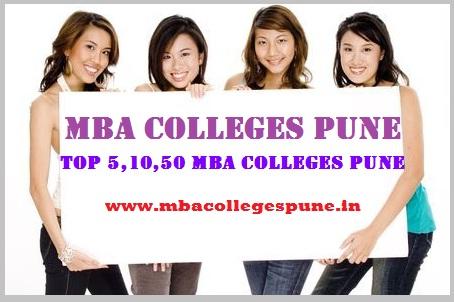 MBA colleges Pune under Pune university