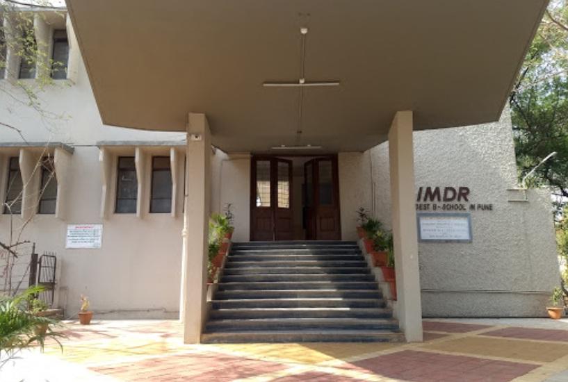 IMDR Pune Admission 2020
